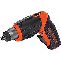 BLACK+DECKER CS3653LC-XE Dual Grip Lithium-ion screwdriver, 3.6V