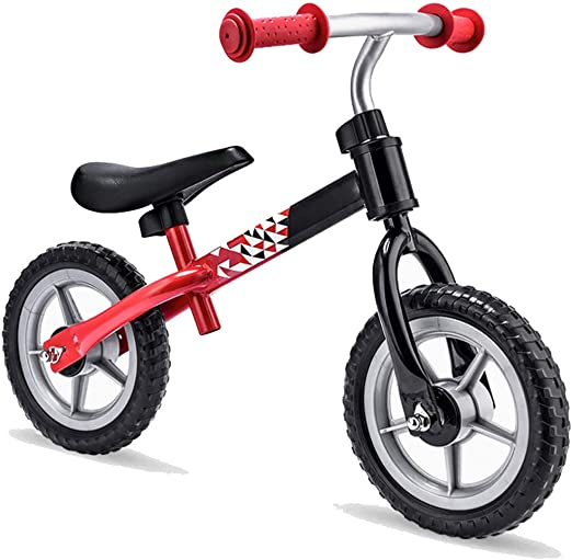 Bicicleta sin pedales Bici Bicicletas de Equilibrio de 10 Pulgadas ...