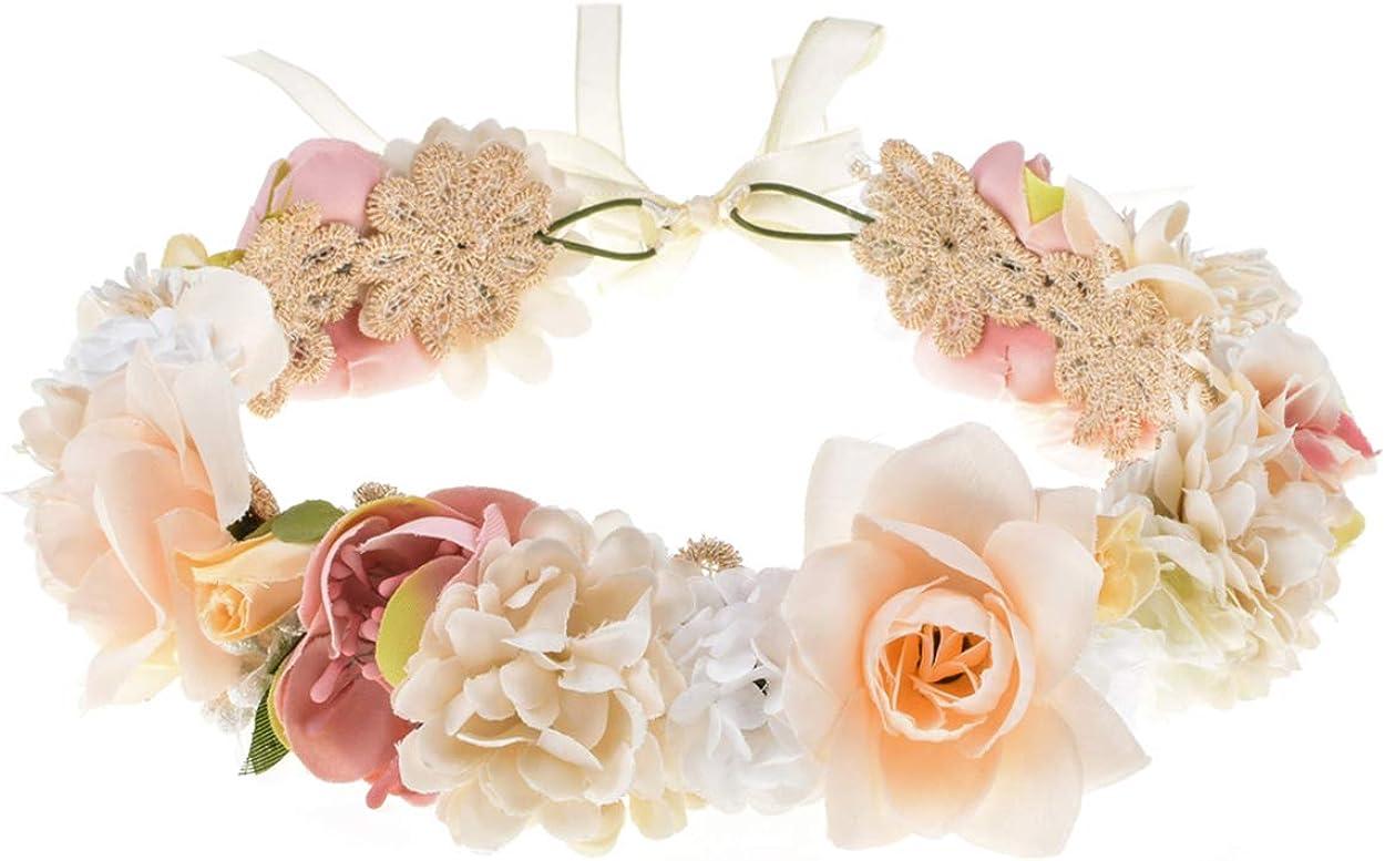 flower girl headband Succulent Flower Crown wedding wreath floral crown Boho style floral crown Holo crown girls flower crown Boho