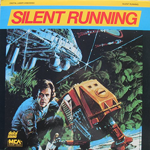 SILENT RUNNING starring BRUCE DERN - CLIFF POTTS - RON RIFKIN - JESSE VINT and THE DRONES
