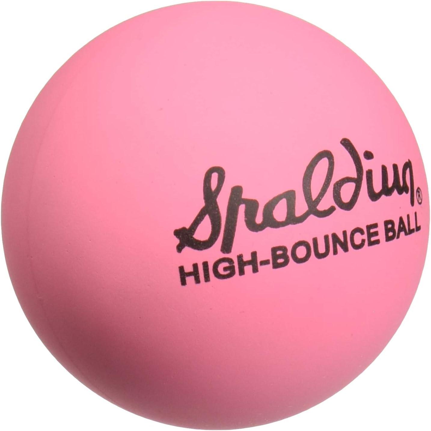 Spalding High Bounce Ball: Amazon.es: Juguetes y juegos