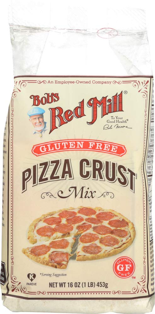 Bob's Red Mill Gluten Free Pizza Crust Mix (1 Item only) by Bob's Red Mill