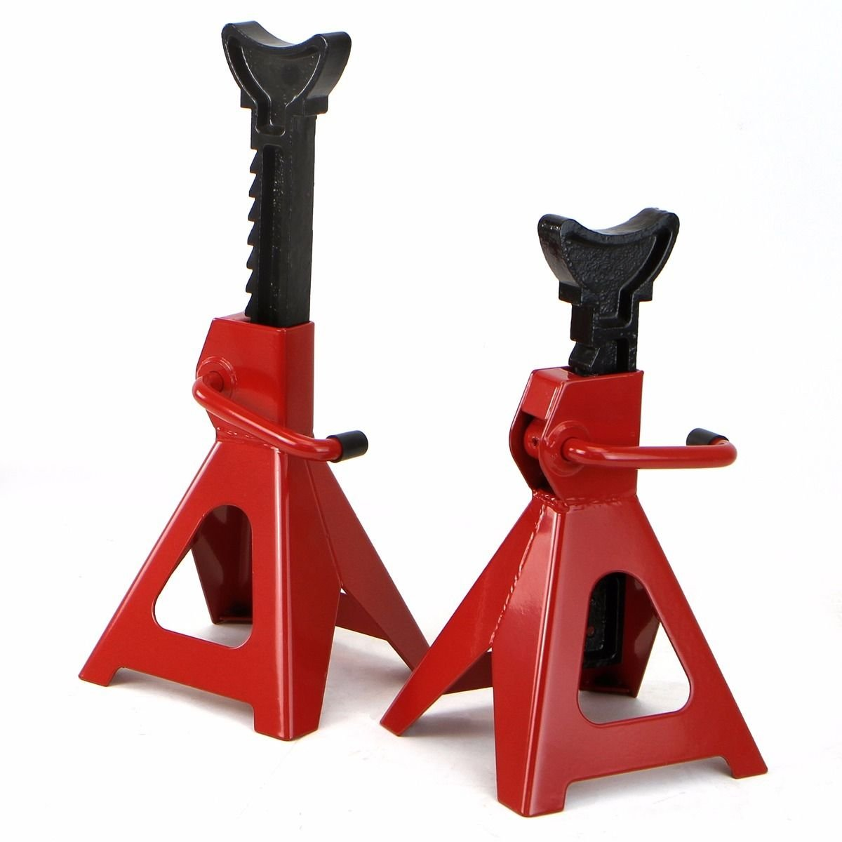 NEW Pair of 3 Ton Jack Stands Adjustable Height Auto Shop Safety Tools Car Truck