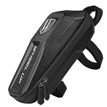 d4dbc3e07ef6 Amazon.com : sikiwind Bicycle Bag Bike Frame Bag Top Tube Phone Bags ...