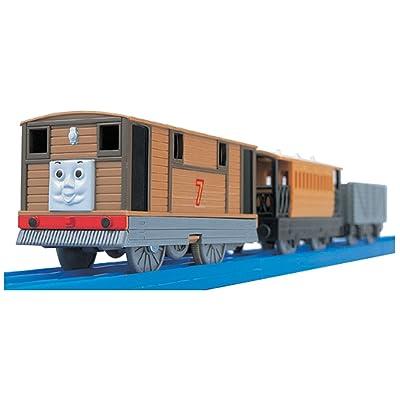 TAKARA TOMY Plarail Thomas TS-11 Toby: Toys & Games