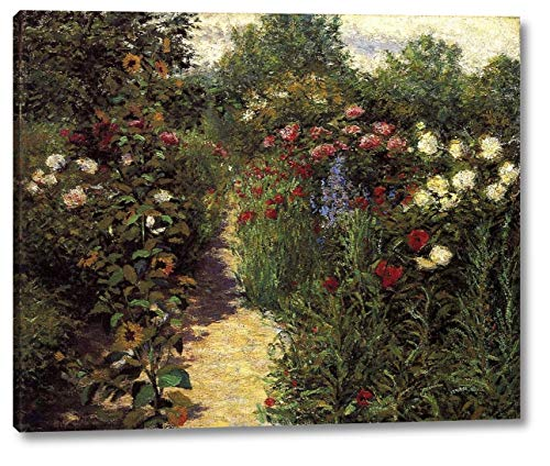 Garden at Giverny by John Leslie Breck - 18