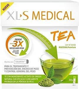 XLS Medical Tea Matcha Premium - Tratamiento para Perder