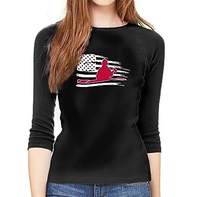 e78c86983448 Amazon.com  Womens 3 4 Sleeve Shirts