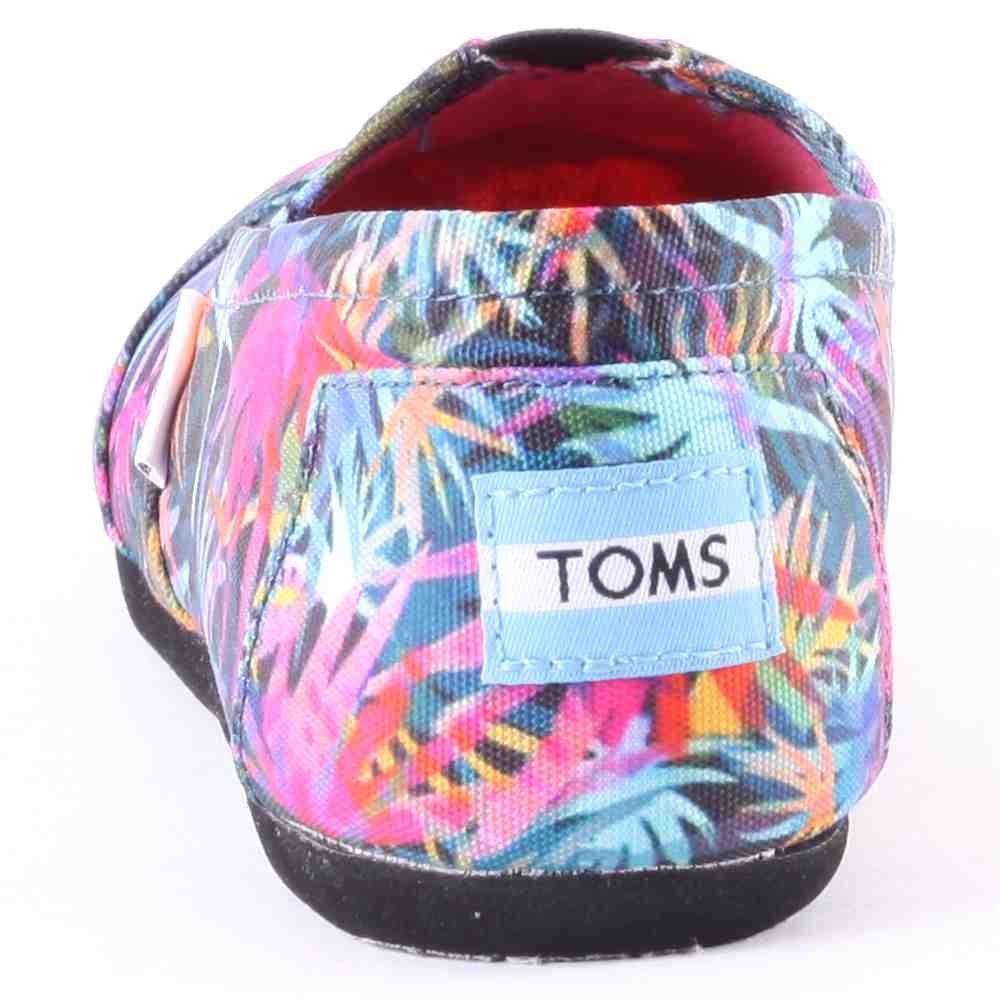 TOMS - Slip-On de Slip-On lienzo B01HSH7MCG 20000 clásico para ...
