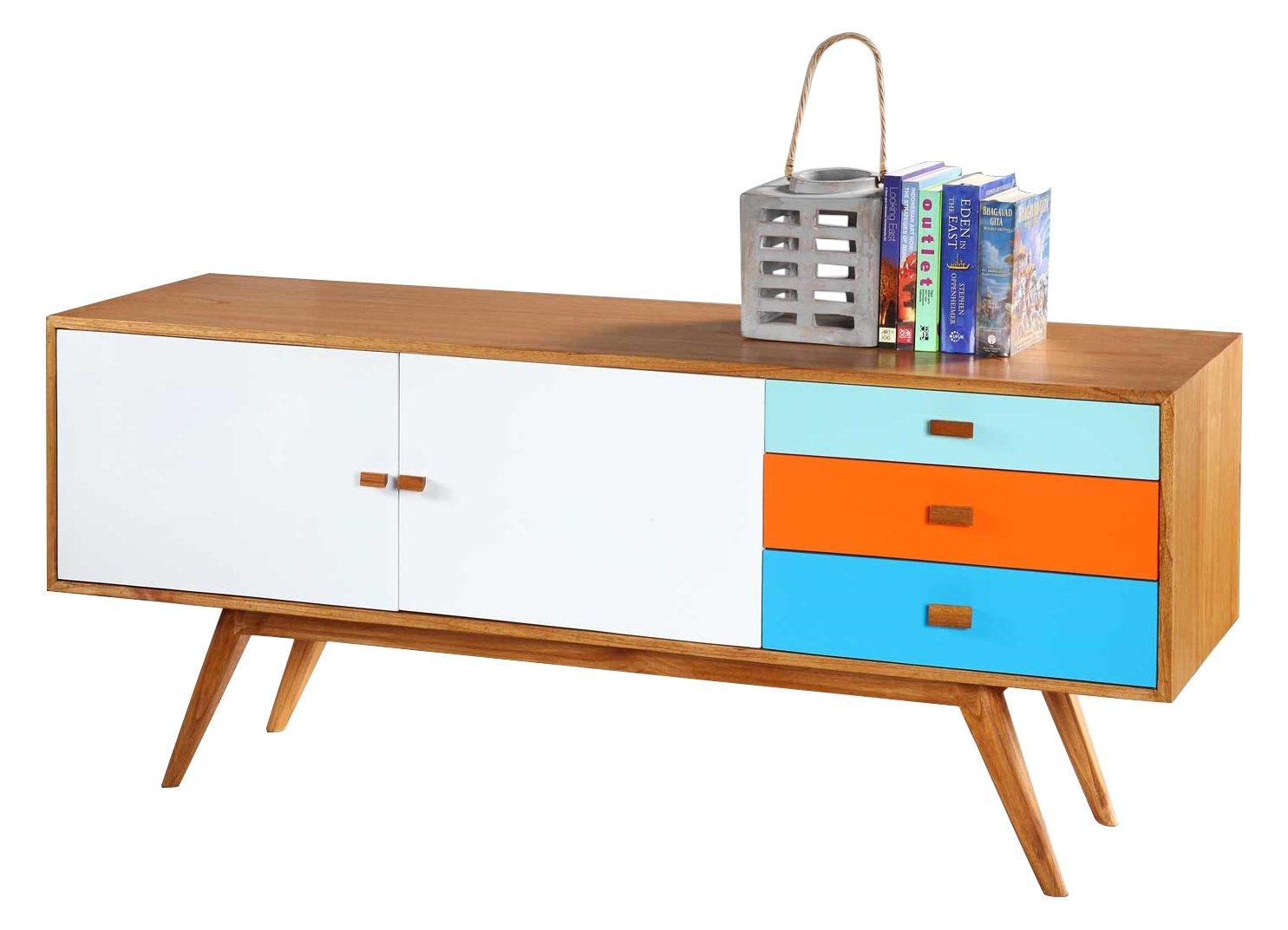 Leidenschaft Für Retro Sideboard Holz Online Kaufen