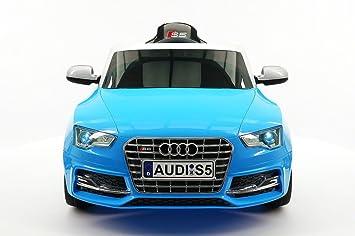 Amazon Com Kids Electric Ride On Car Input Battery Power