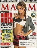 VANESSA MINNILLO MAXIM OCTOBER 2005 TLC'S CHILLI AND MORE!