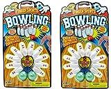 Finger Bowling Game Set (Pack of 2 Sets) Miniature