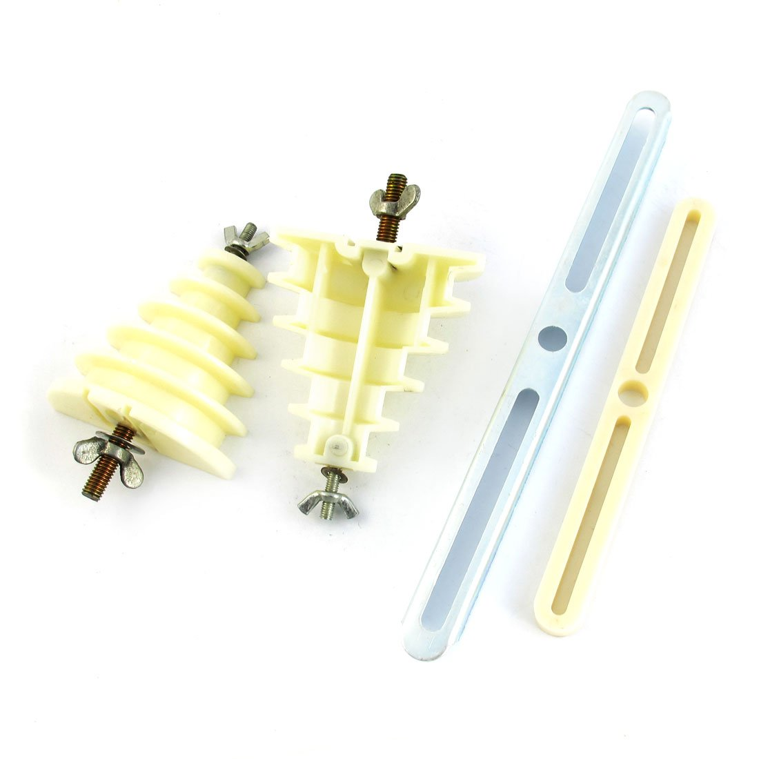 Aexit Beige Plastic Passive Components Single Phase 5 Layer Coil Wire Winding Mould Ferrites Head Holder