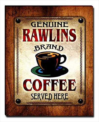 ZuWEE Rawlins Family Coffee Gallery Wrapped Canvas Print