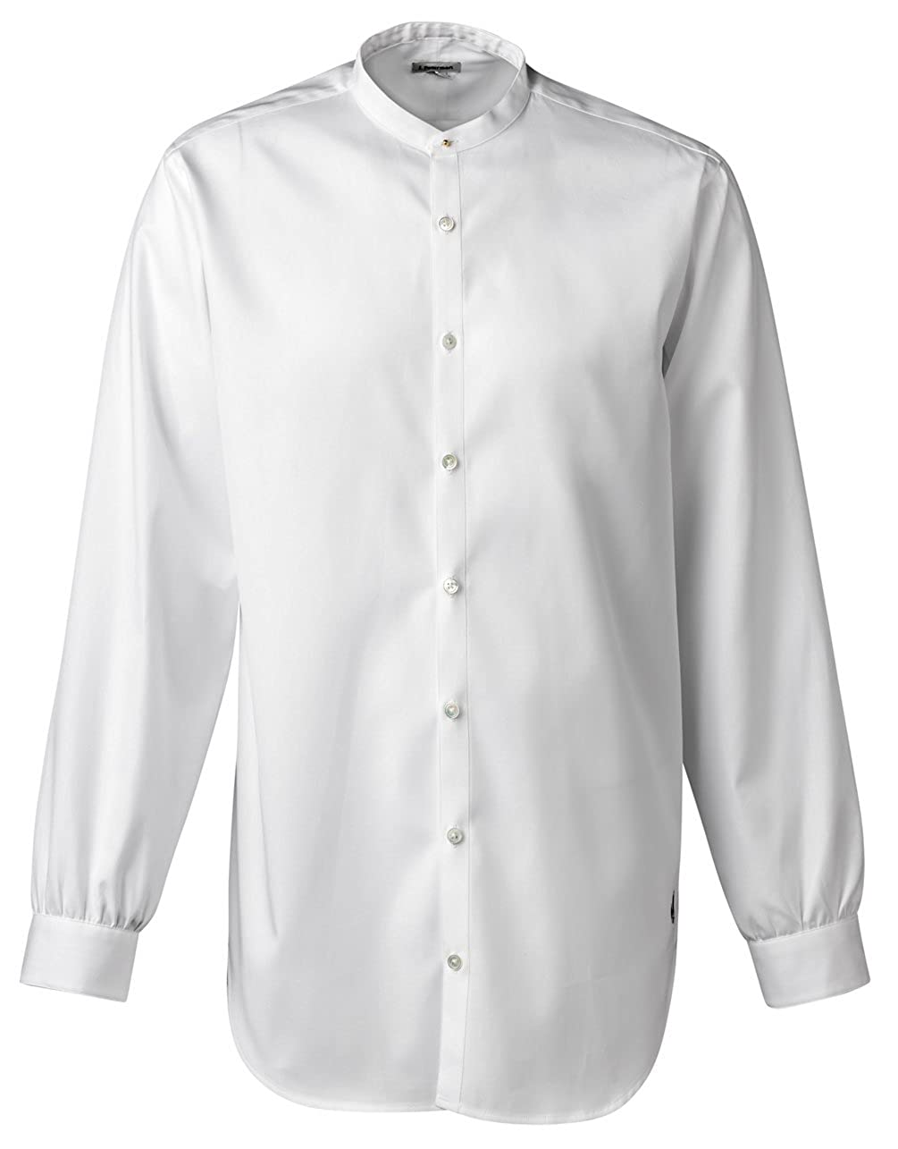DressinGreatGatsbyClothesforMen Gatsby Shirt $73.60 AT vintagedancer.com