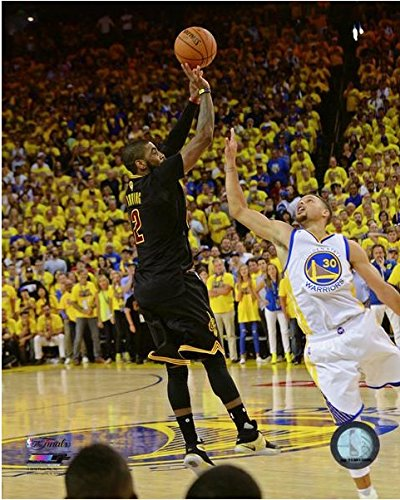 Kyrie Irving Cleveland Cavaliers 2016 NBA Finals Game 7 Photo (Size: 8