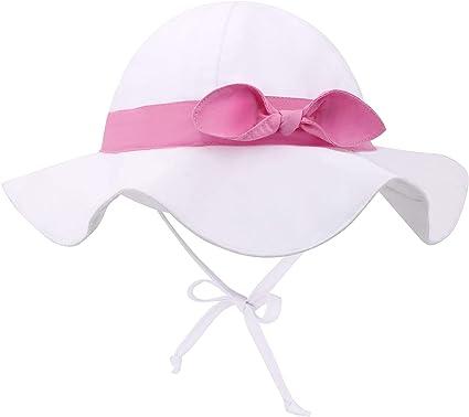 ThunderCloud Boys' Kids UPF 50+ Protective Wide Brim Baby Sun Hat