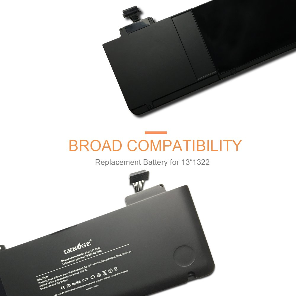 LENOGE 10.95V 65.7Wh Herramienta Eléctrica Baterías para Apple ...