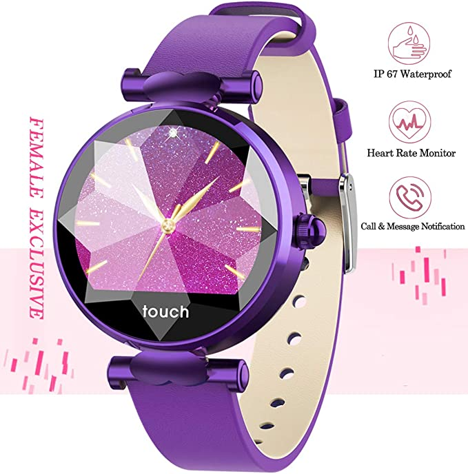 Fitness Tracker with Heart Rate Monitor & Blood Pressure & Sleeping Monitor