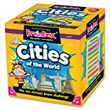 Green Board Games 90044 BrainBox Cities