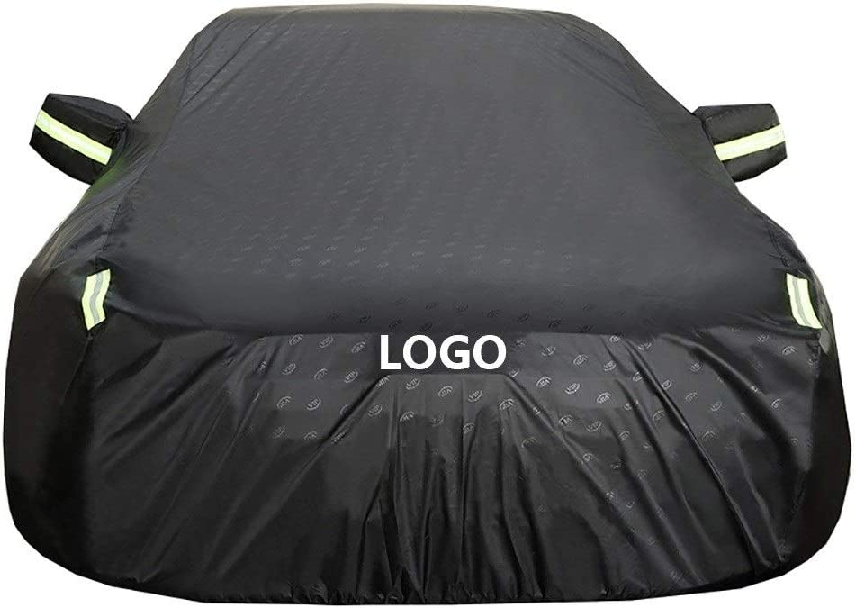 HWHCZ Car Cover Works With Mercedes-AMG Class CLA//CLS//SLS//GL//SL//SLK Car Cover Size : SL All Weather Waterproof Protection From Rain Dust Wind Sun UV Indoor Outdoor