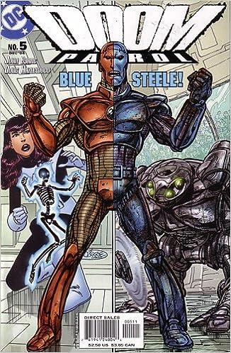 Doom Patrol 5 Dc Comics Amazon Com Books