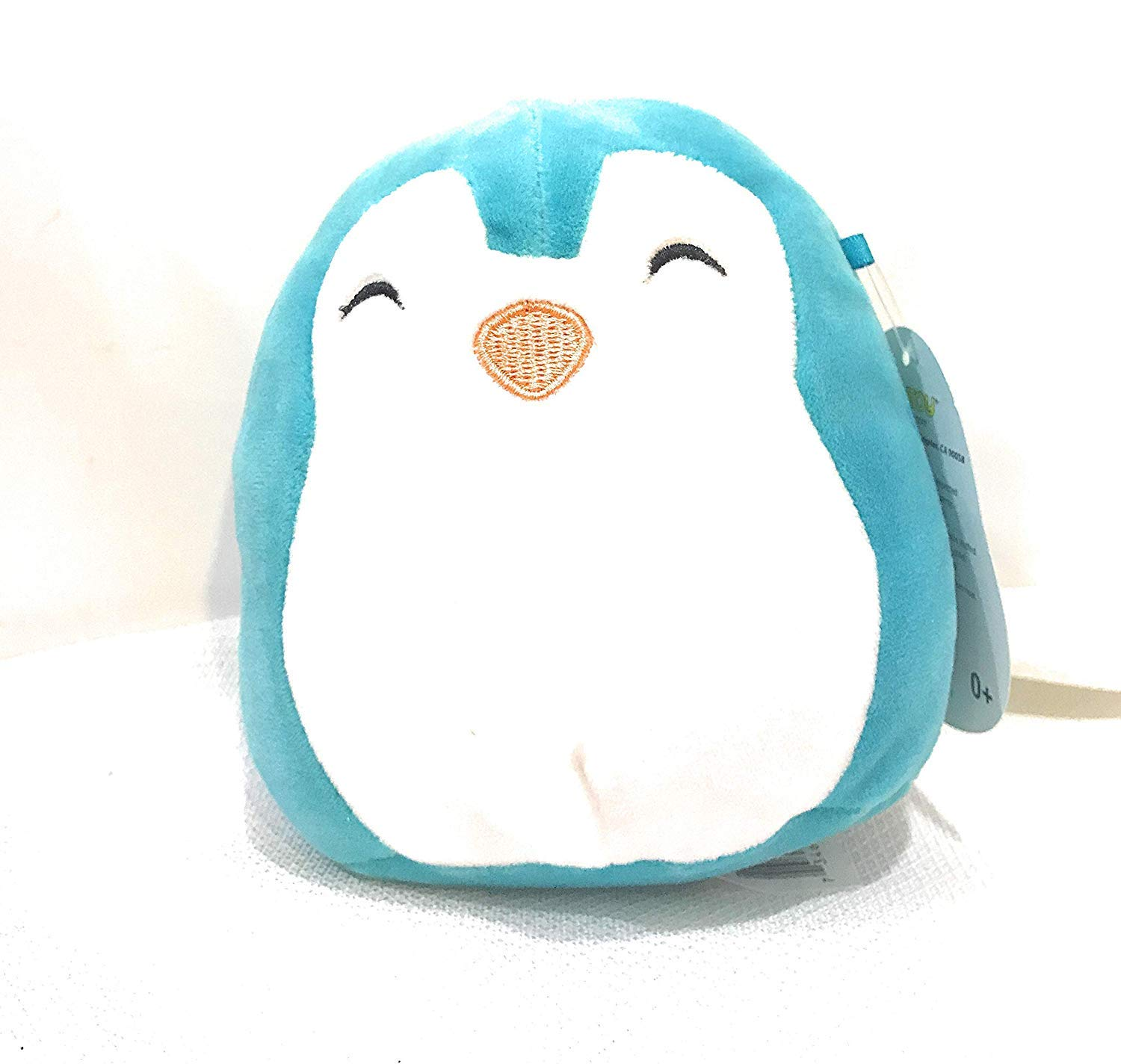 Squishmallow Original Kellytoy Teal Penguin Tanner  16'' Super Soft Plush Toy Stuffed Animal Pet Pillow Gift by Kelly Toy