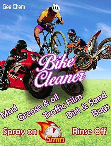 Gee Nettoyant de v/élo de v/élo moto Motocross 25L litre de voiture MUC Off rapidement.