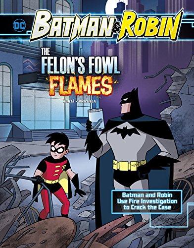Duo Penguin (The Felon's Fowl Flames (Batman & Robin Crime Scene Investigations))