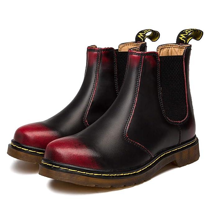 9e40f198337a4a Orktree Unisex-Erwachsene Chelsea Boots Damen Stiefel Derby Wasserdicht  Kurz Stiefeletten Schuhe Herren Worker Boots  Amazon.de  Schuhe    Handtaschen