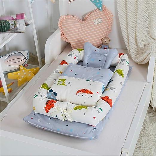 Amazon.com: Yyqt - Juego de cama para bebé recién nacido ...