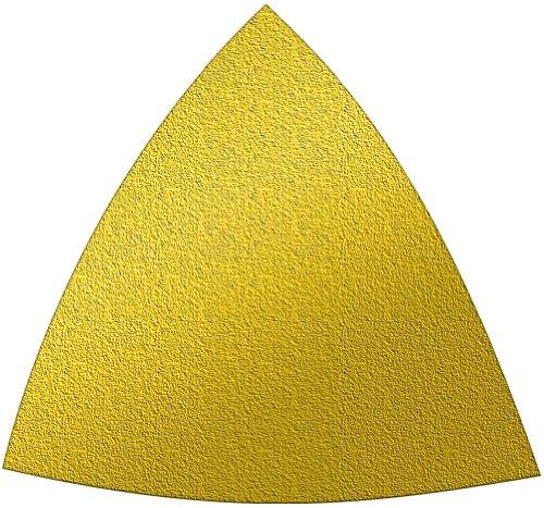 A&H Abrasives 160718, 3-pack Of 50 Each, Multi Tool Sanding Shapes, Bosch P-c H&l, Bosch & Pc H&L No Hole Aluminum Oxide 40 Grit Review