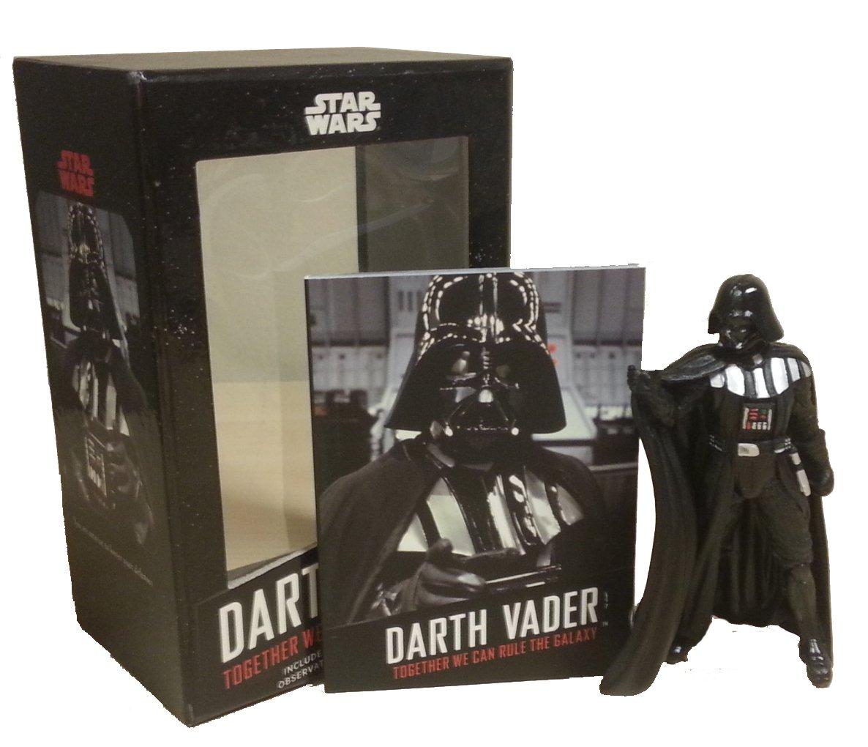 STAR WARS: Darth Vader. Juntos dominaremos la galaxia: Incluye un libro con consejos y frases célebres del lado oscuro de la Fuerza (Juegos Cúpula) Tapa blanda – 17 nov 2015 AA. VV. Libros Cúpula 8448018664 Sagas