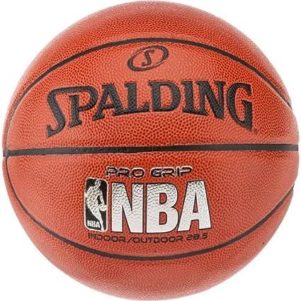 Amazon.com: Spalding NBA Pro Grip – Balón de baloncesto ...