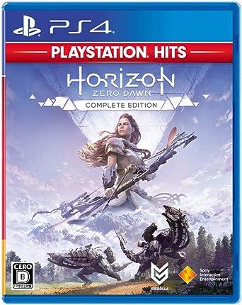 Horizon Zero Dawn Complete Edition(PS4)