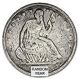 1839 -1891 Liberty Seated Half Dollars Culls Half Dollar Good