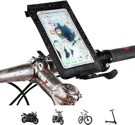 Soporte Movil Bicicleta,Soporte Movil Moto Bici Impermeable con ...