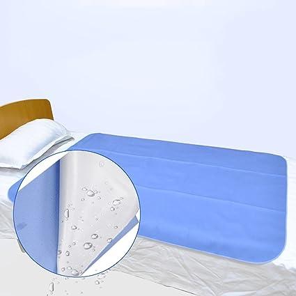 """Respirable Ultra Impermeable Y Protector De Colchón Para Adultos 56.2"""" ..."""