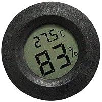 kexinda Digitale hygrometer thermometer LCD Mini temperatuur-vochtigheidsmeter Reptile Gauge