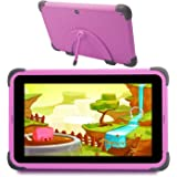 Kids Tablet 7 inch Android 10 Tablets for Kids, 32GB ROM IPS HD Display Toddler Tablet with WiFi Dual Camera Childrens Tablet