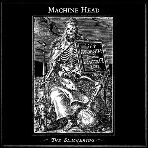 Blackening Explicit Machine Head product image