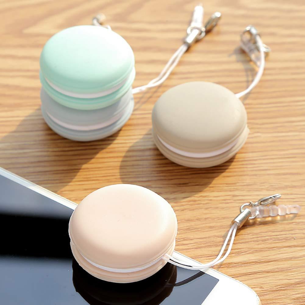 Verde joizo 1pc Tocco Pulizia Disegno pi/ù Pulito Macaron Pulire pulitore del Telefono Cellulare per cellulari Occhiali Tablet Laptop