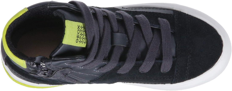 Geox Kids Alonisso Boy 24 High Top Sneaker