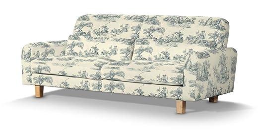 Dekoria Fire retarding IKEA Nikkala sofá Cubierta - Azul ...