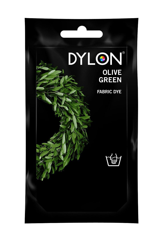 DYLON® Hand Dye 50g - Full Range of Colours Available! (Olive Green) Henkel HP116
