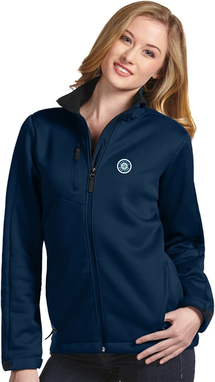 Max 70% Now on sale OFF MLB Seattle Mariners Women's Traverse Navy Large Jacket