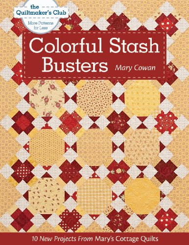 C&T Publishing Colorful Stash Busters (Colorful Stash Busters)