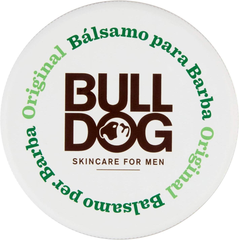 Bulldog Cuidado Facial para Hombres - Bálsamo para Barba Original , 75 ml