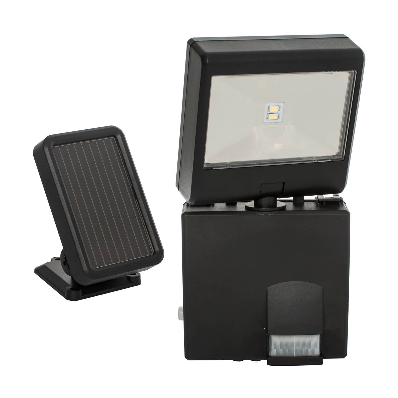 MAXSA Motion Detector Security Spotlight can used as flood light